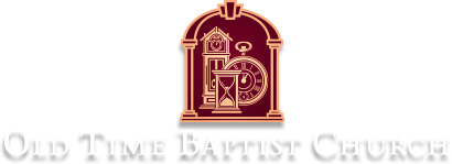 Old Time Baptist Church Retina Logo